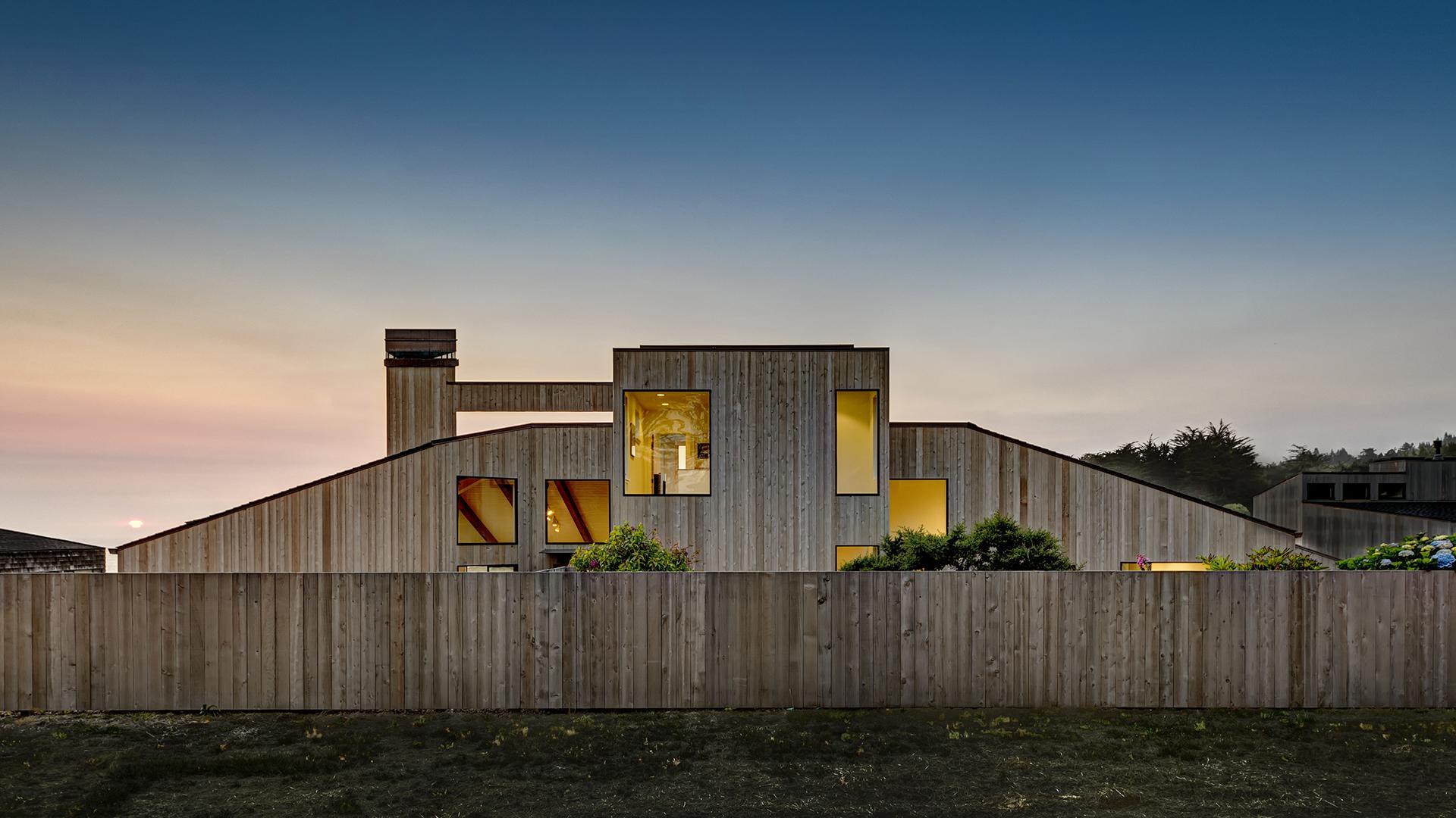 Historic Sea Ranch Remodel