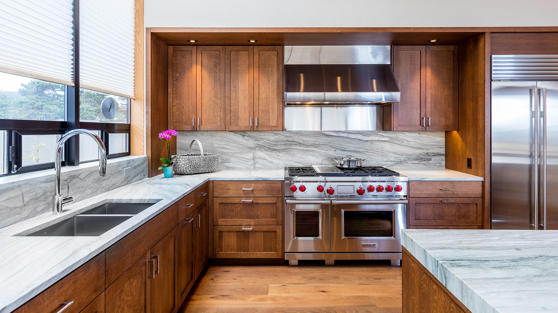 North End Sea Ranch Kitchen Remodel