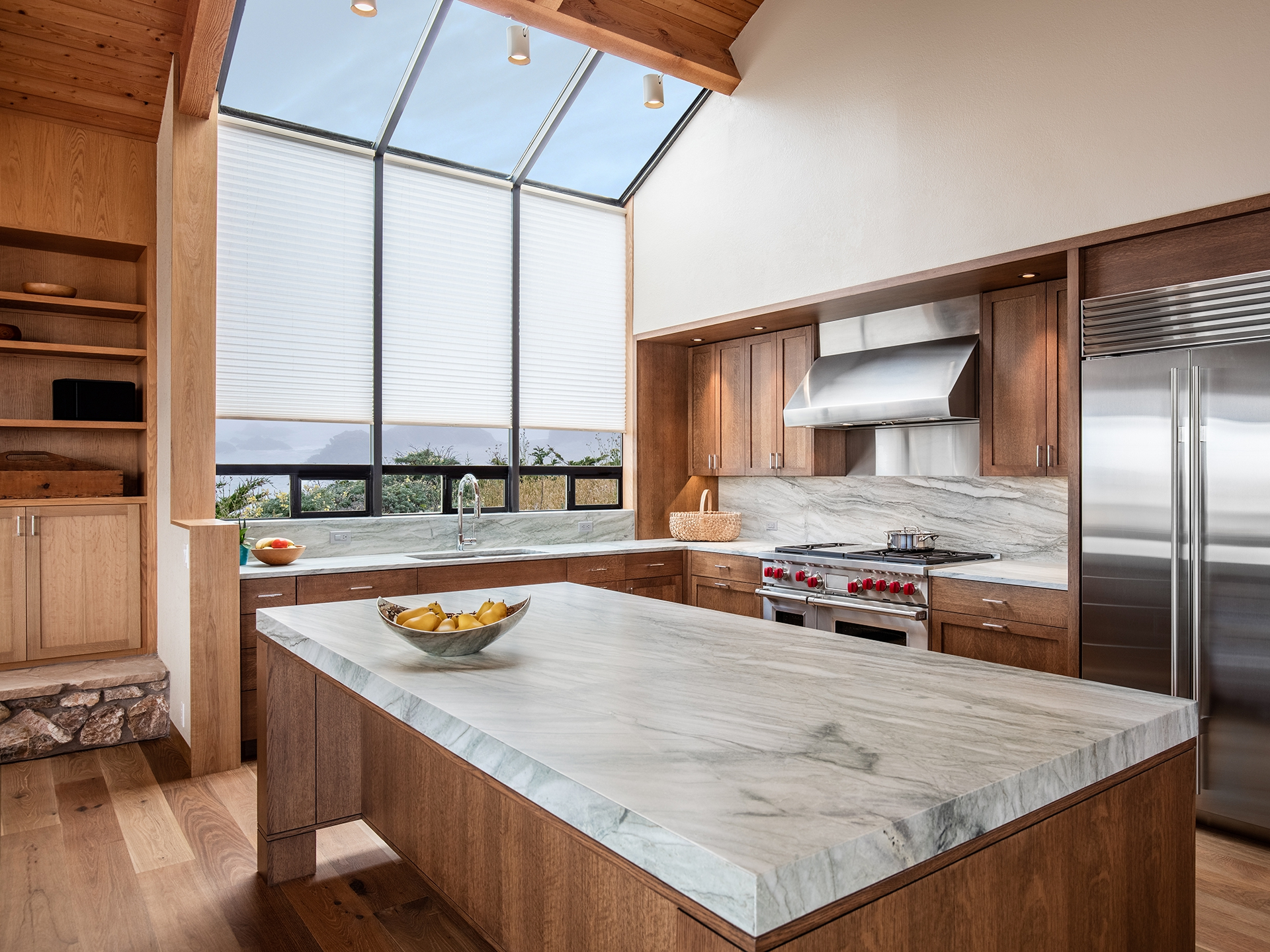 North End Sea Ranch Kitchen Remodel Empire Contracting Inc