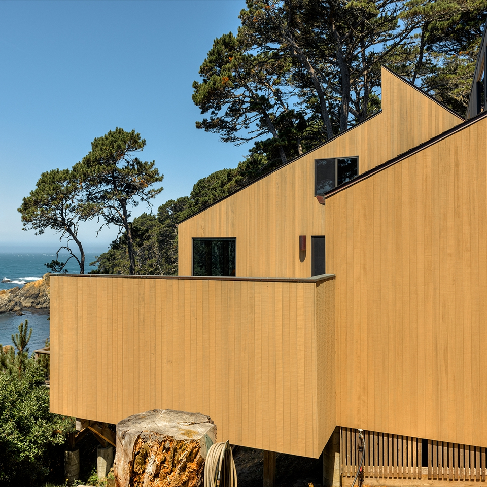 South End Sea Ranch Remodel