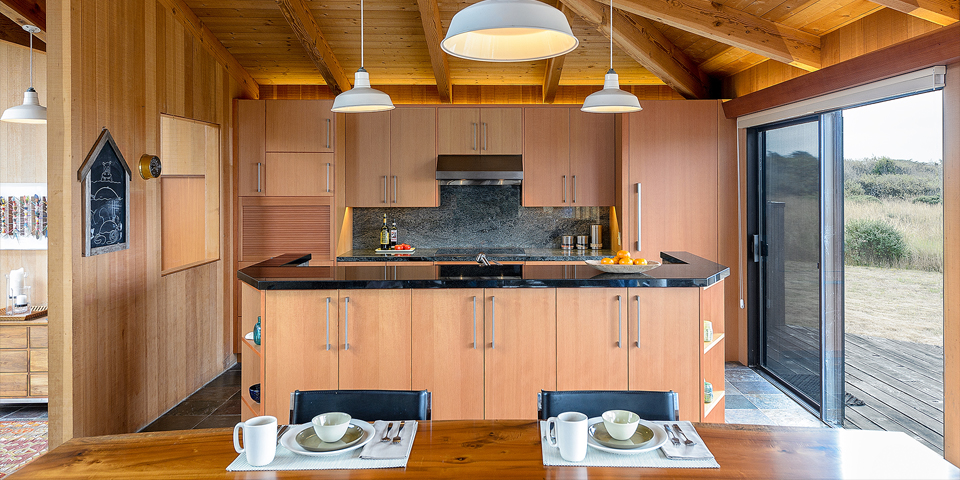 Sea Ranch Kitchen Remodel