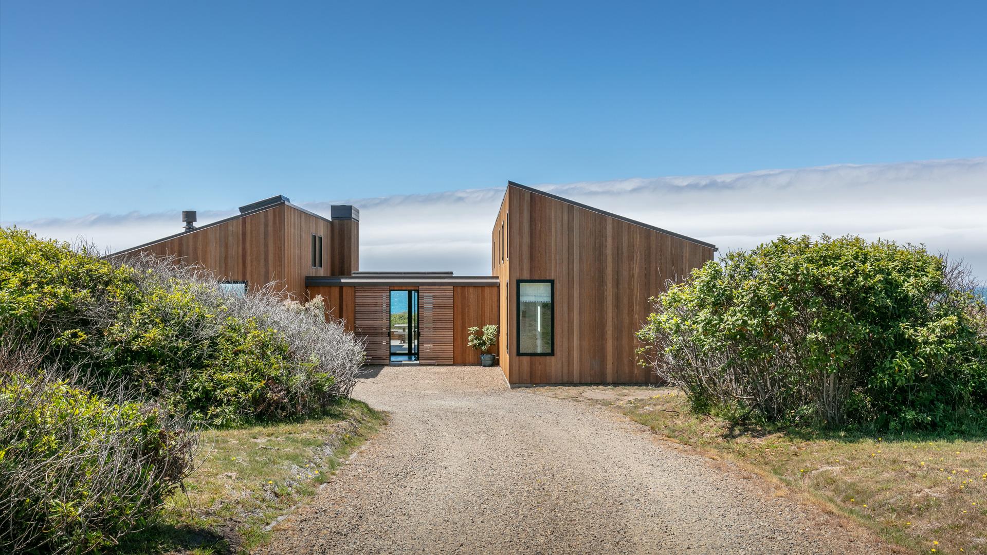 Contemporary Bluff Home